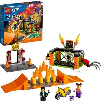LEGO City - Parc de cascadorii 60293