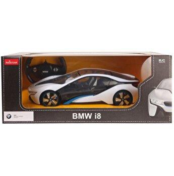 Masina cu telecomanda BMW i8, scara 1 la 14