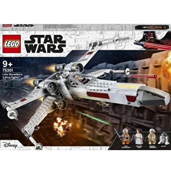 LEGO Star Wars - X-Wing Fighter al lui Luke Skywalker 75301