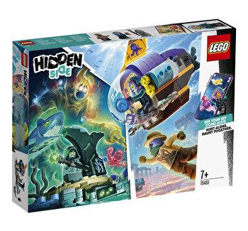LEGO Hidden Side - Submarinul lui JB 70433