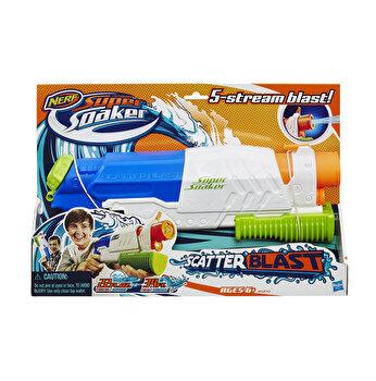 Blaster cu apa Super Soaker Super Scatter
