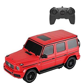 Masina cu telecomanda Mercedes-Benz G63 rosu scara 1:24