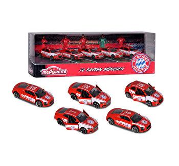 Set 5 masinute metalice FC Bayern Munchen