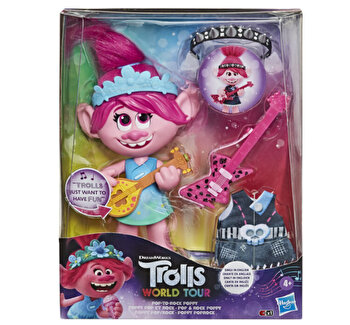 Trolls - Papusa Pop'n'Roll Poppy