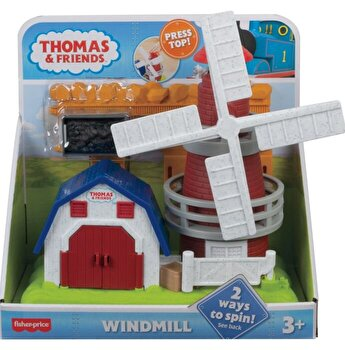 Thomas & Friends - Set motorizat Moara