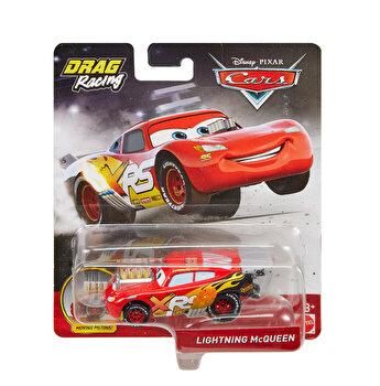 Cars XRS - Masinuta metalica de curse Fulger Mcqueen