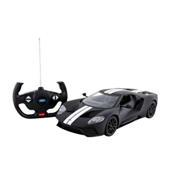 Masina cu telecomanda Ford GT, negru, scara 1 la 14