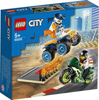 LEGO City, Echipa de cascadorii 60255