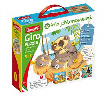 Puzzle Quercetti Montessori - Giro