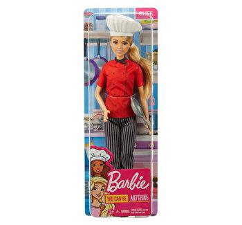 Papusa Barbie, cariera - chef in bucatarie
