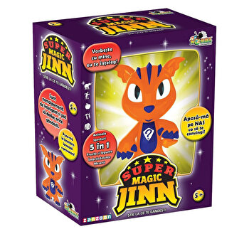 Joc interactiv Super Magic Jinn