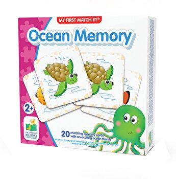 Joc de memorie - Oceanul, 20 piese