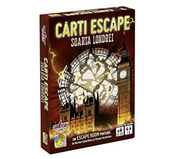 Joc Carti Escape - Soarta Londrei