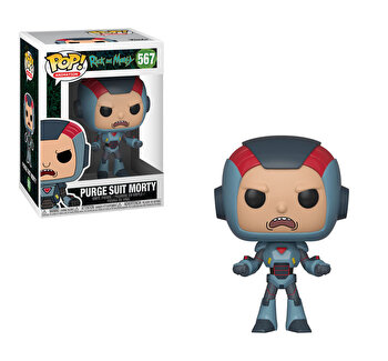 Figurina Funko Pop Rick & Morty, Morty in Mech Suit