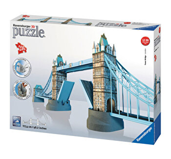 Puzzle 3D - Tower Bridge, 216 piese