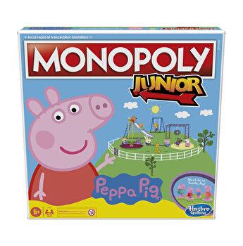 Joc Monopoly Junior - Peppa Pig