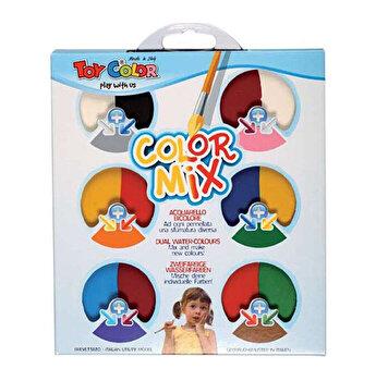 Acuarele Toy Color, Color Mix
