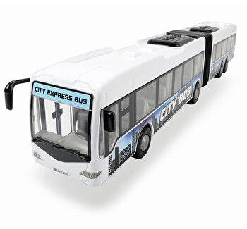 Autobuzul Rosu, City Express, Dickie