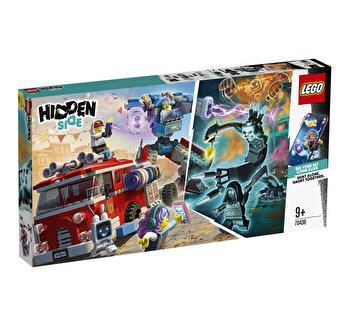 LEGO Hidden Side - Camionul de pompieri Phantom 3000 70436