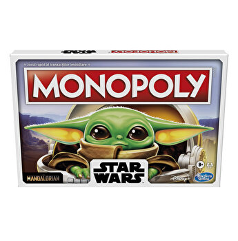 Joc Monopoly Star Wars The Mandalorian - The Child, Baby Yoda