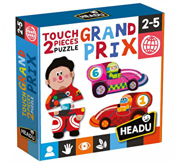Puzzle Headu Tactil - Marele Premiu