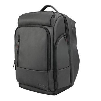 Rucsac Laptop Promate TourPak-BP, 43.94 cm, Rezistent la apa, Negru
