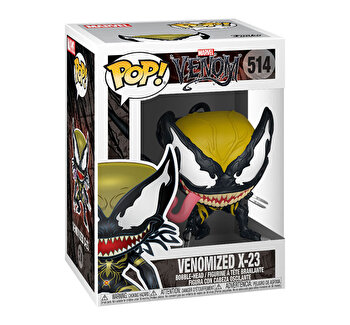 Figurina Funko Pop Marvel Venom, Venomized X-23