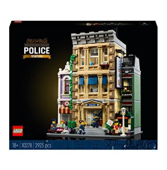 LEGO ICONS - Sectia de politie, 10278