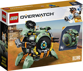 LEGO Overwatch, Wrecking Ball 75976