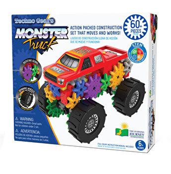 Joc de constructie - Monster Truck