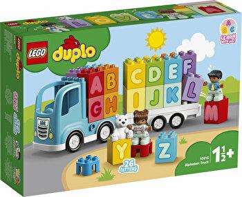 LEGO DUPLO, Primul meu camion cu litere 10915