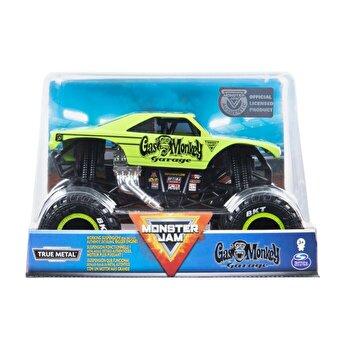 Monster Jam, macheta metalica scara 1 la 24 Gas Monkey Garage