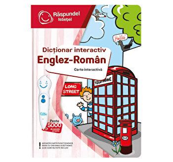 Carte interactiva Dictionar Englez-Roman
