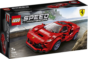 LEGO Speed Champions, Ferarri F8 Tributo 76895