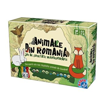 Joc Animale din Romania
