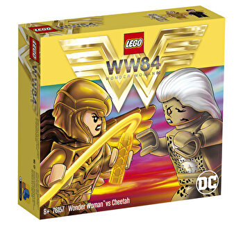 LEGO Super Heroes, Wonder Woman vs Cheetah 76157