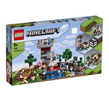 LEGO Minecraft - Cutie de crafting 3.0 21161