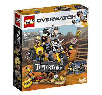 LEGO Overwatch, Junkrat si Roadhog 75977