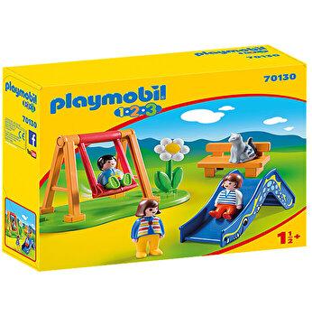 Playmobil 1.2.3 - Loc De Joaca