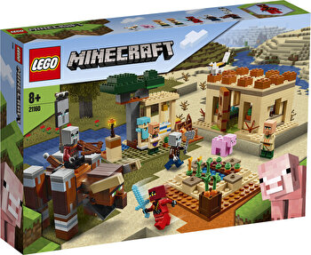LEGO Minecraft, The Illager Raid 21160