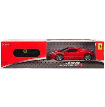 Masina cu telecomanda Ferrari 458 Stradale scara 1:24