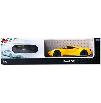 Masina cu telecomanda Ford GT galben scara 1:24