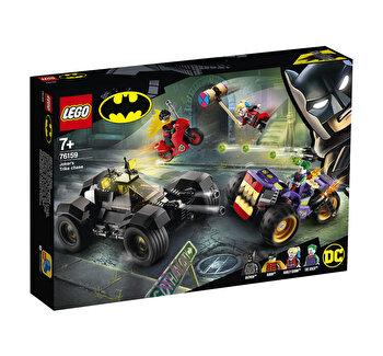 LEGO Super Heroes - Urmarirea lui Joker cu mototriciclul 76159