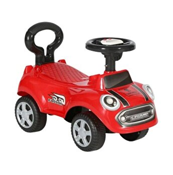 Masinuta sport Mini, muzicala, Red