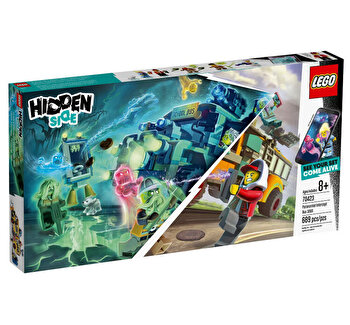 LEGO Hidden Side, Autobuz paranormal Intercept 70423
