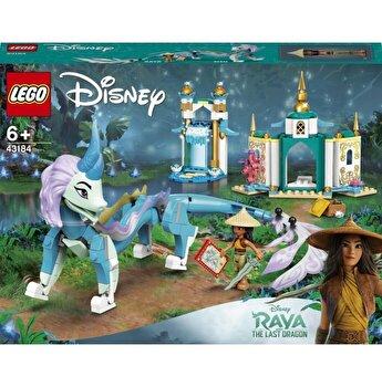 LEGO Disney - Raya si dragonul Sisu 43184