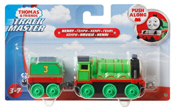 Locomotiva Thomas Friends, Push along, Henry