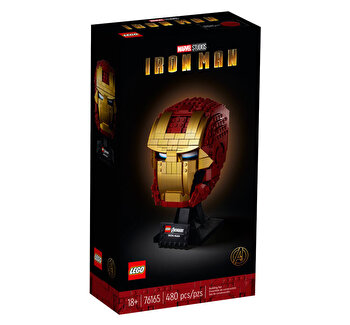 LEGO Super Heroes - Casca Iron Man 76165