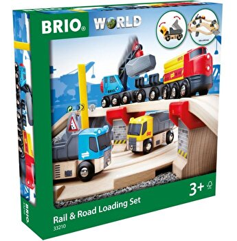 Set incarcare sina tren Brio