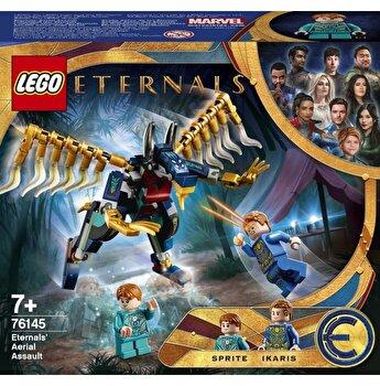 LEGO Marvel - Asaltul aerian al Eternilor 76145